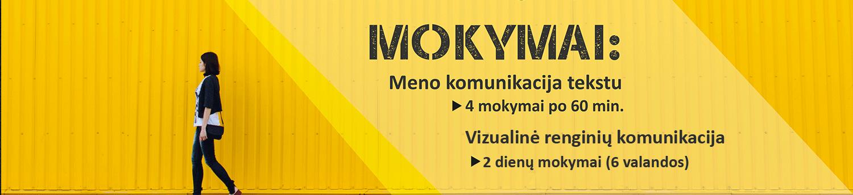 mokymai Kaune meno vadybininkams